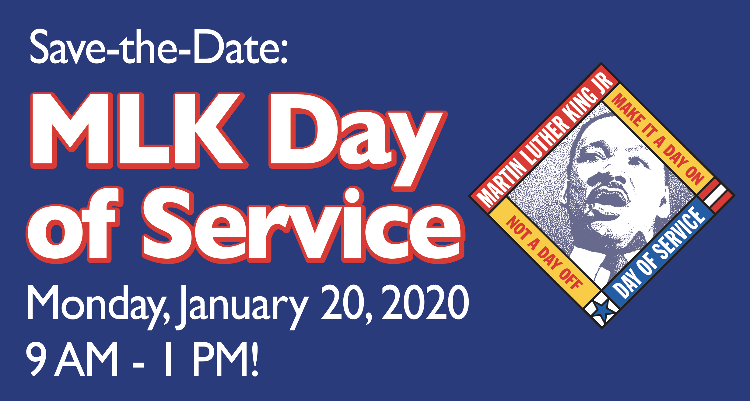 MLK Day 2020 / A D-E Day of Service
